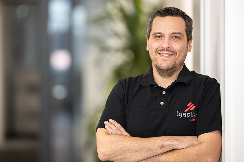 Benjamin Fuchs - Projektleiter TGA-Plan