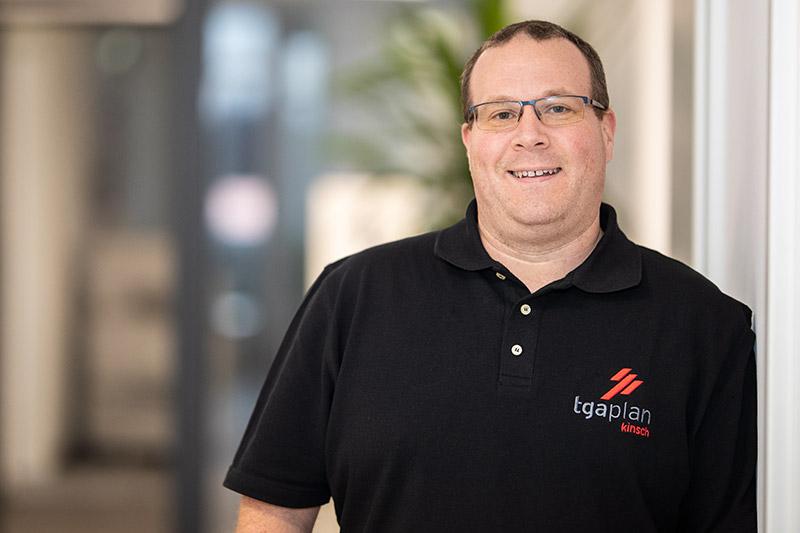 Markus Lay - Projektleiter TGA-Plan