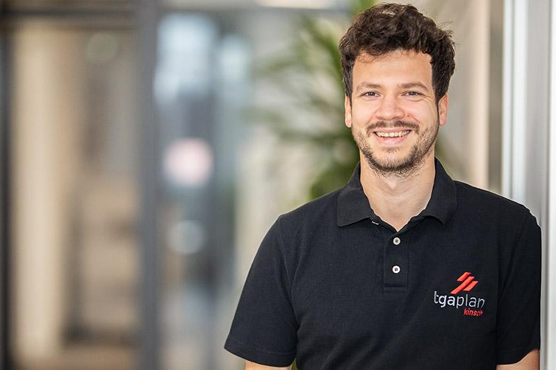 Raphael Linder - Projektleiter TGA-Plan
