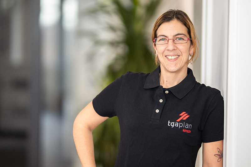 Rebecca Lück - Technische Systemplanerin HLS TGA-Plan