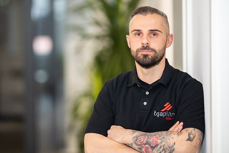 Silviu Tirei - Projektleiter Elektro TGA-Plan